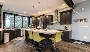 DJK Custom homes and remodels- Modern Farmhouse, Naperville, IL