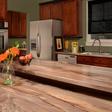 Traditional Kitchen by VT Industries