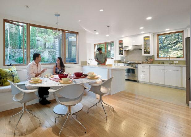 Modern Kitchen by yamamar design