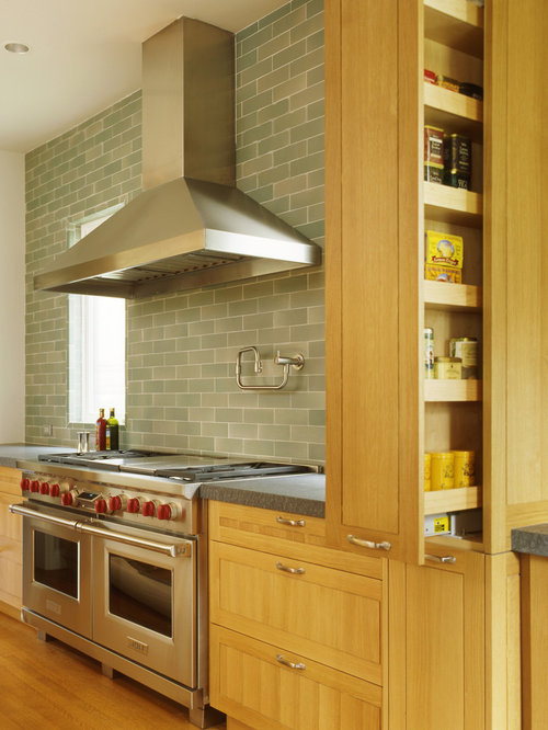 Ikea Pull-Out Pantry Home Design Ideas, Pictures, Remodel and Decor