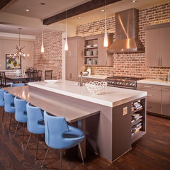 contemporary kitchen by Jamestown Estate Homes