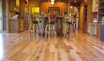 Domestic Flooring - Hickory