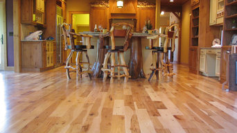Domestic Flooring - Hickory