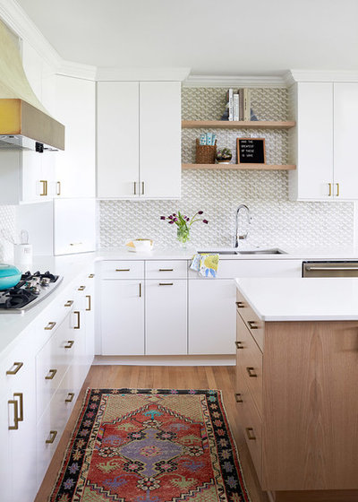 Contemporary Kitchen by Kara Cox Interiors