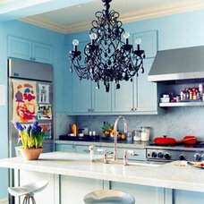 Eclectic Kitchen dominomag