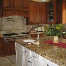 Traditional Kitchen by Woodward Kitchen & Bath