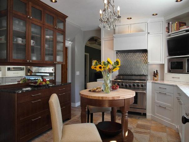 Contemporary Kitchen by Donna DuFresne Interior Design