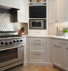 contemporary kitchen by Donna DuFresne Interior Design
