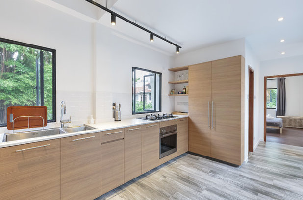 Contemporary Kitchen by Groundwork