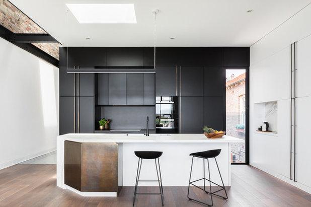 Contemporary Kitchen by Mafi Australia