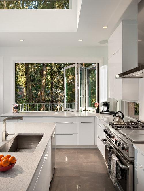 Best Contemporary U Shaped Kitchen Design Ideas Amp Remodel