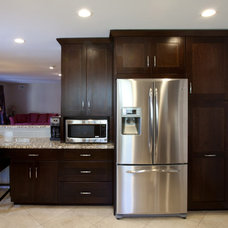 Contemporary Kitchen by Signature Kitchens Additions & Baths