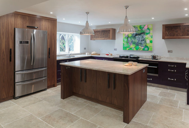 Contemporary Kitchen by Stephen Graver Ltd