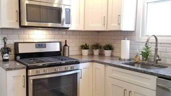 Dormont kitchen and dining room remodel