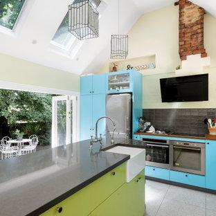 Dorset Rd - Kitchen