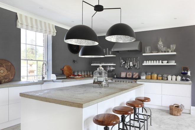 Industrial Cocina by VSP Interiors