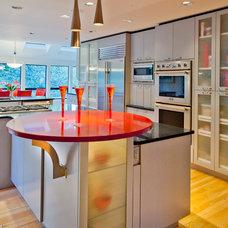 Modern Kitchen by L.EvansDesignGroup,inc
