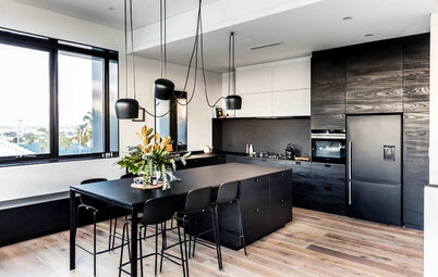 Kitchen Glamour for Grown-Ups
