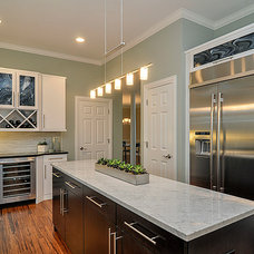 Contemporary Kitchen by Sebring Services