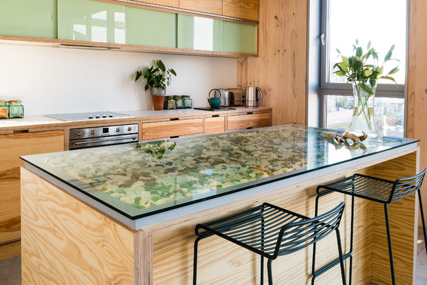 Contemporary Kitchen by Birkwood