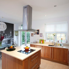 Contemporary Kitchen by Design Consultancy & Construction Services Ltd