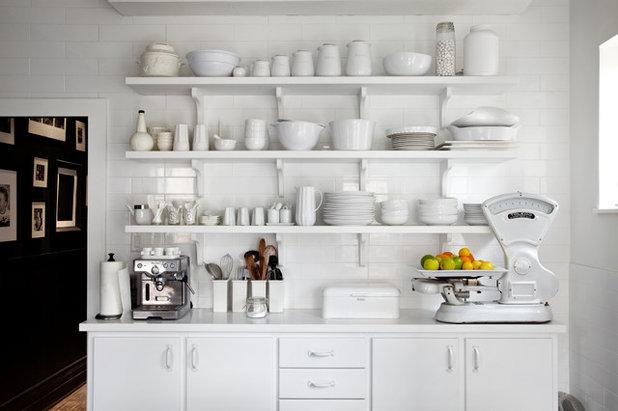 Idea Décor: Rinnova la Cucina in Poche Mosse Grazie alle Mensole