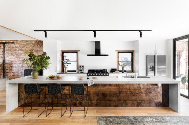 Industrial Kitchen by eands