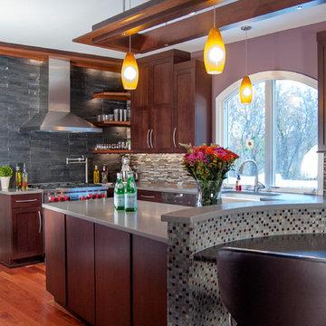 Downingtown, PA - Modern Kitchen Renovation
