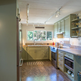 Downsizing does not mean compromising on the Kitchen