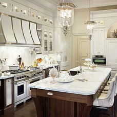 Traditional Kitchen by Audacia Design Downsview Kitchens