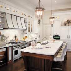 Traditional Kitchen by St. Clair Kitchen & Home by Antoinette Fraser