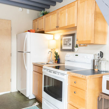 Downtown AirBnB in ABQ, New Mexico