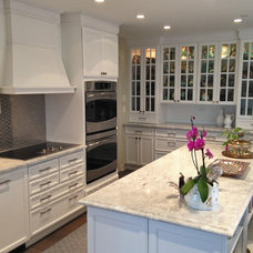 Traditional Kitchen by Galleria Cabinetry