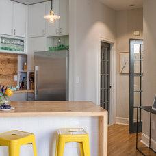 Contemporary Kitchen by Joshua Shockley Interior Design