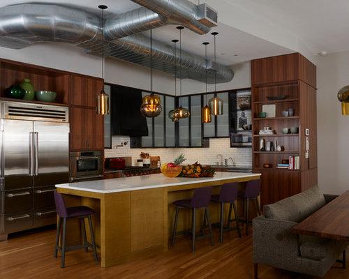 Industrial Kitchen our 50 best industrial kitchen ideas & remodeling photos | houzz