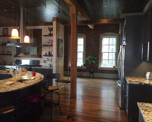 Downtown Durham Nc Loft Renovation Of A 100 Yr Old Building