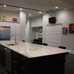 Downtown Loft Kitchen