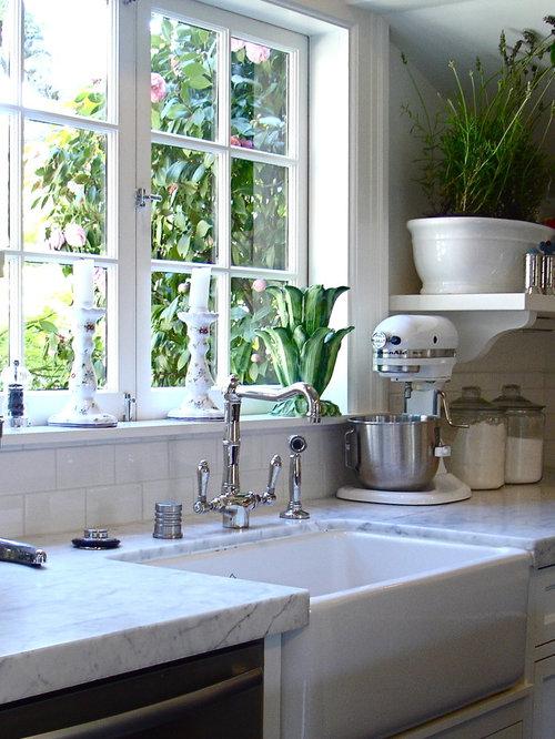 Bay Windows Kitchen Sink Design Ideas Amp Remodel Pictures