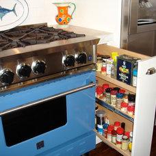 Traditional Kitchen by Patti Ogden Design