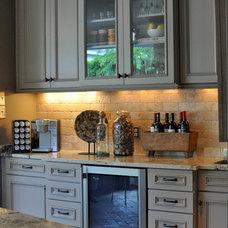 Traditional Kitchen by Coast Design Kitchen & Bath