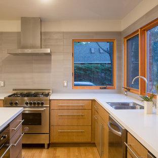 Modern Wood Kitchen Cabinet Houzz