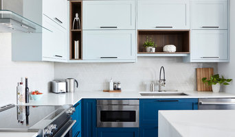 Downtown Toronto Condo Kitchen