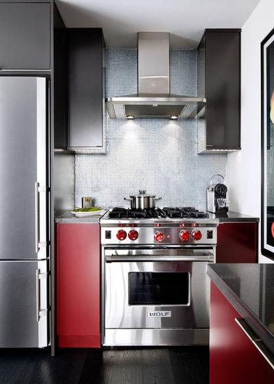 Minimalistisch Küche by Toronto Interior Design Group