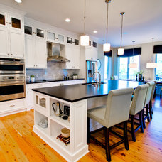 Traditional Kitchen by MB Designs, LLC