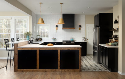 Kitchen Tour: A Modern-rustic Dream 17 Years in the Making
