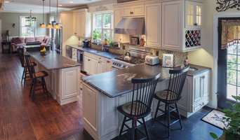 Doylestown French Country Kitchen