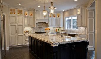 Dramatic Luxury Kitchen