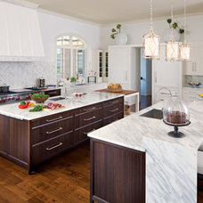 Contemporary Kitchen by Savvy Decor
