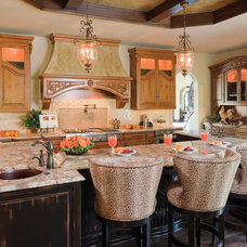 Traditional Kitchen by Christopher Scott Homes