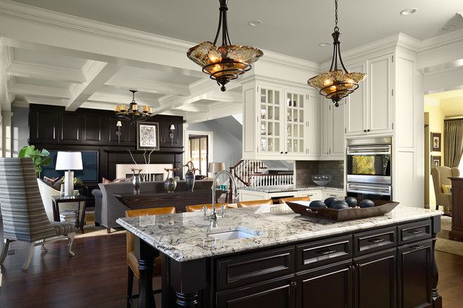 Traditional Kitchen by Steven Cabinets